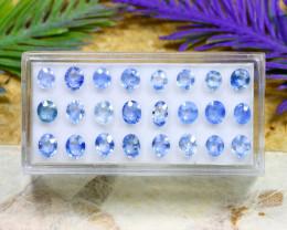 Ceylon Blue 8.82Ct Natural Ceylon Cornflower Blue Sapphire Lot B1905
