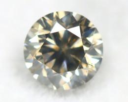 Brownish Grey Diamond 0.30Ct Natural Untreated Genuine Diamond B1925