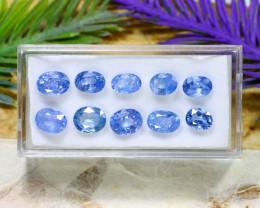 Ceylon Sapphire 10.40Ct Natural Blue Color Ceylon Sapphire Lot B2003