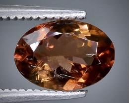 1.50 Crt  tourmaline  Faceted Gemstone (Rk-43
