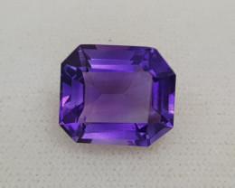 Natural Purple Radiant Amethyst