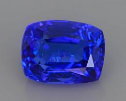 AAA Grade Tanzanite 2.89  ct Attractive Blue Hue SKU-44