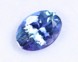 1.22cts Natural Tanzanite Gemstone / JKL1999