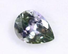 1.11cts Natural Tanzanite Gemstone / JKL2005