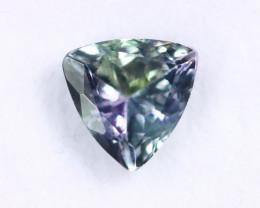 1.23cts Natural Tanzanite Gemstone / JKL2012