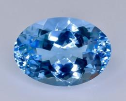 18.58  Crt  topaz   Natural  Faceted Gemstone.( AB 47)