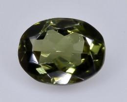 1.28  Crt  tourmaline  Natural  Faceted Gemstone.( AB 47)