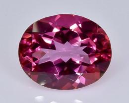 4.32 Crt  topaz  Natural  Faceted Gemstone.( AB 47)