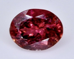 1.12 Crt  tourmaline  Natural  Faceted Gemstone.( AB 47)