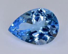 13.26  Crt topaz  Natural  Faceted Gemstone.( AB 47)