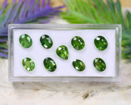 Sapphire 8.50Ct Natural Australian Green Sapphire Lot B2105