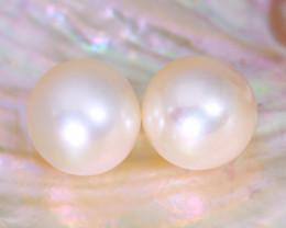Akoya Pearl 8.2mm 8.01Ct Natural Akoya White Pearl A2235