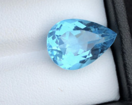 Fancy Pair  Cutting 12.45 ct Top Quality Swiss Topa