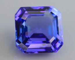 AAA Grade Tanzanite 2.93 ct Attractive Blue Hue SKU-44