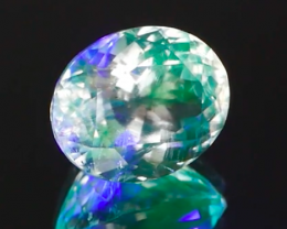 *Starts $15NR* Mexican Hyalite Opal 1.48Ct.
