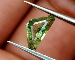 1.11Crt Rutile Peridot Natural Gemstones JI96