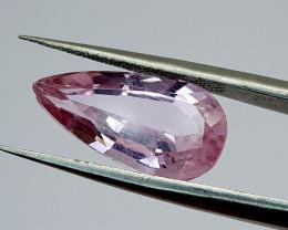 5.65Crt Pink Kunzite Natural Gemstones JI96