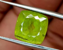 7Crt Green Sphene Color Change Natural Gemstones JI96
