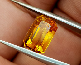 2.75Crt Madeira Citrine Natural Gemstones JI96