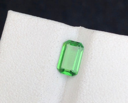 Beautiful Piece ~1.00 Ct Forest Green Tsavorite Garnet Top Luster