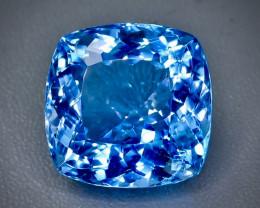 26.37 Crt  topaz  Faceted Gemstone (Rk-44