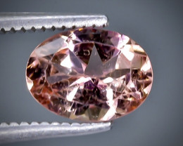 1.16 Crt  tourmaline  Faceted Gemstone (Rk-44
