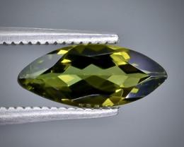 1.07 Crt  tourmaline  Faceted Gemstone (Rk-44