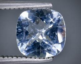 1.26 Crt  aquamarine  Faceted Gemstone (Rk-44