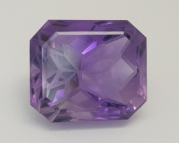 Natural Stunning Amethyst Faceted Stone (Am1)