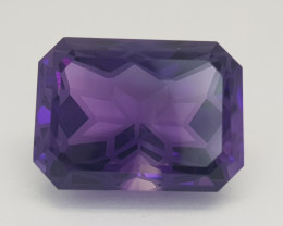 Natural Purple Amethystos Loose Stone (Am4)
