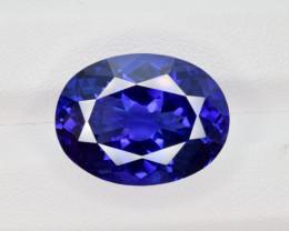 GIA Natural Tanzanite 19.03 Cts D Block  Faceted Gemstone