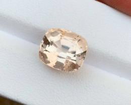 8.40 Carats Topaz Cut Stone from Skardu Pakistan