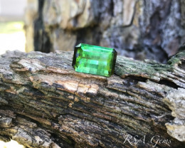 Green Tourmaline - 9.79 carats