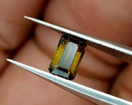 0.75Crt Rare Epidote Natural Gemstones JI97