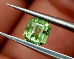 1.25Crt Rutile Peridot Natural Gemstones JI97
