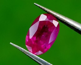 0.93CT MOZAMBIQUE RUBY HEATED GEMSTONES