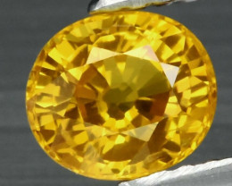 Gorgeous! 1.09ct   Natural Yellow Sapphire, Thailand