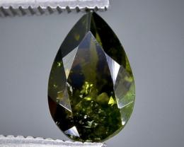 1.36  Crt  tourmaline  Faceted Gemstone (Rk-45