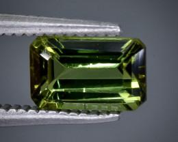 1.11  Crt  tourmaline   Faceted Gemstone (Rk-45