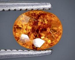 0.79  Crt  spessartite garnet  Faceted Gemstone (Rk-45