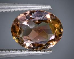 1.32  Crt  tourmaline   Faceted Gemstone (Rk-45