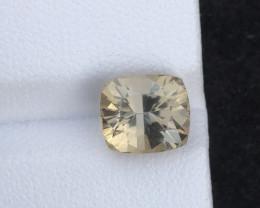 Scapolite 3.40 ct Natural Yellow Color Scapolite