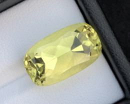 Top Grade 13.20 ct lovely Citrine Ring Size~RS