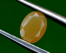 0.95CT FACETED OPAL BEST QUALITY GEMSTONE IIGC137