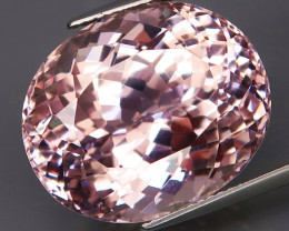 32.27 Ct. Natural Earth Mined   Pink Kunzite Full Fire&CLEAN! Unheated