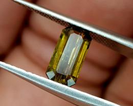 0.95Crt Rare Epidote Natural Gemstones JI98