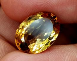 11.75Crt Topaz Natural Gemstones JI98