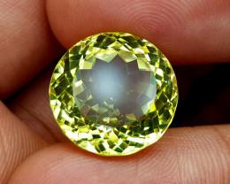 17.95Crt Lemon Quartz Natural Gemstones JI98