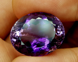 24Crt Amethyst Natural Gemstones JI98