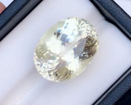 Presenting 27.30 Natural Hiddenite kunzite Gemstone
